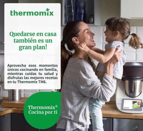 Comprar tu Thermomix® TM6 en A Coruña es muy fácil, aunque estés en confinamiento #yomequedoencasa