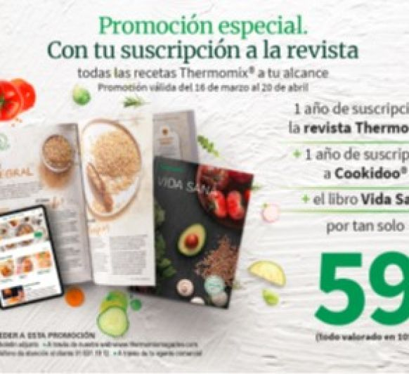 Promoción Especial Magazine