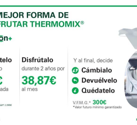 Opcion+ = Opción Plus = Renting Thermomix®