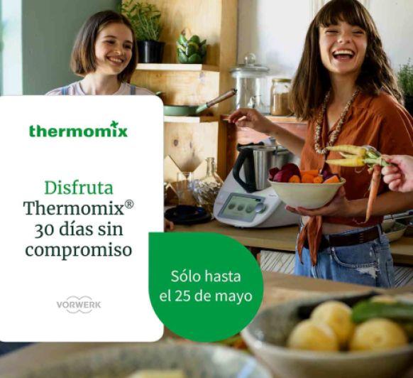 30 DÍAS PARA DISFRUTAR TU Thermomix® Y COCINA LO QUE NUNCA TE HABÍAS IMAGINADO