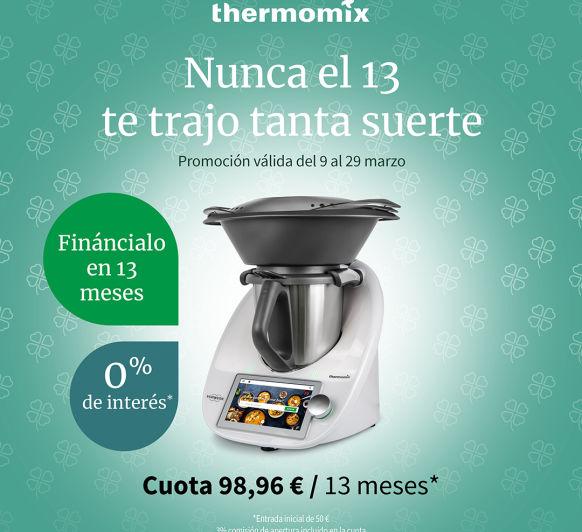 Thermomix® TM6 - 0% INTERESES