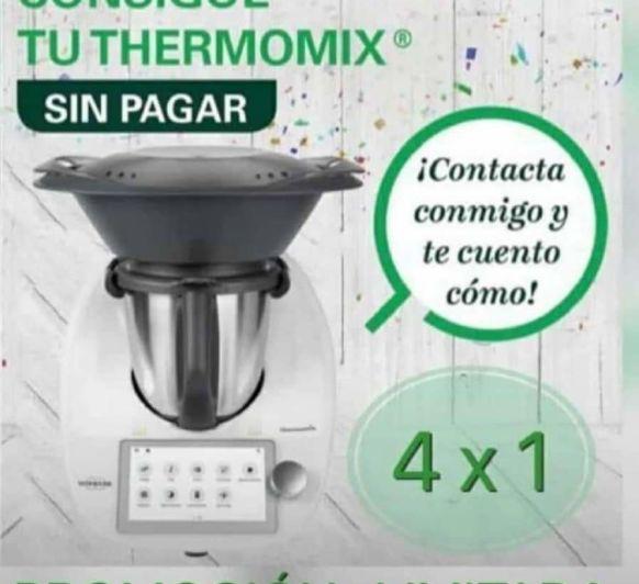DISFRUTA GRATIS DE UN Thermomix®
