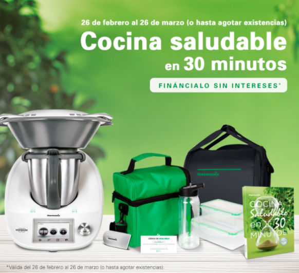 Nueva Thermomix® sin intereses