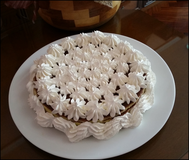 TARTA DE CREPES DE CHOCOLATE Thermomix®