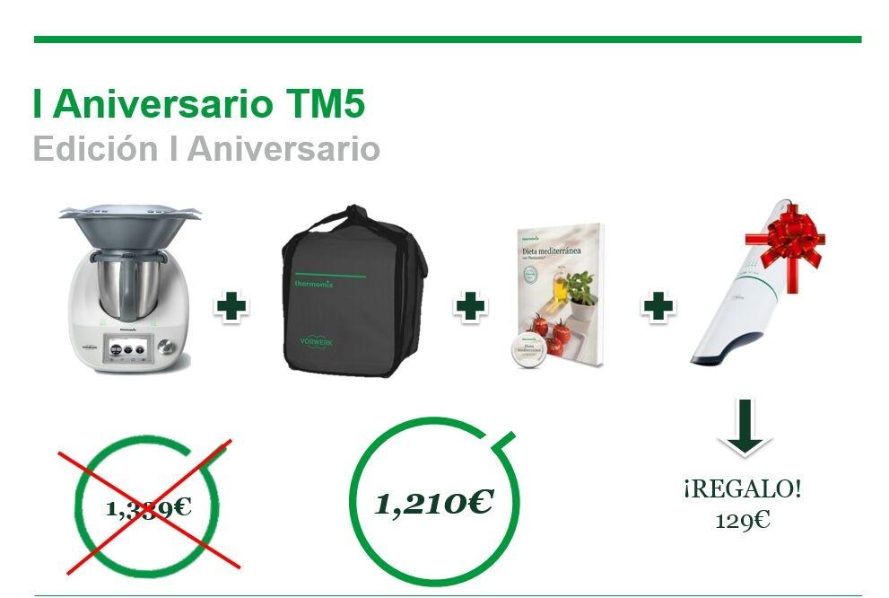 EDICIÓN 1 ANIVERSARIO Thermomix® TM5