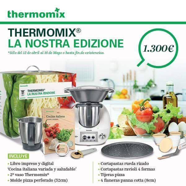 OPORTUNIDAD, Thermomix® TM5 MAS SEGUNDO VASO