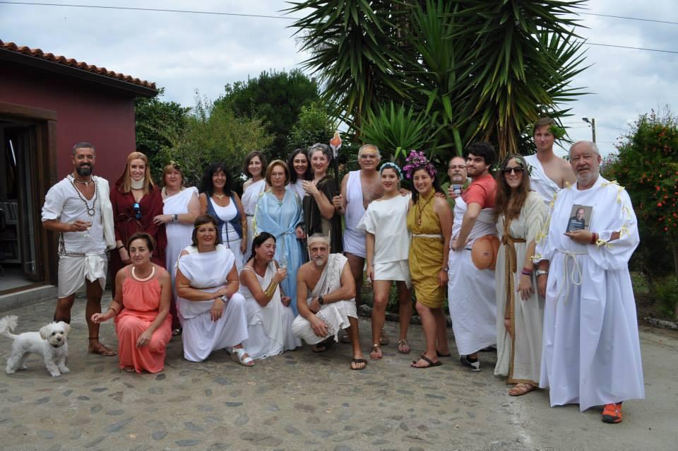 Mi gran fiesta griega - Capítulo 1