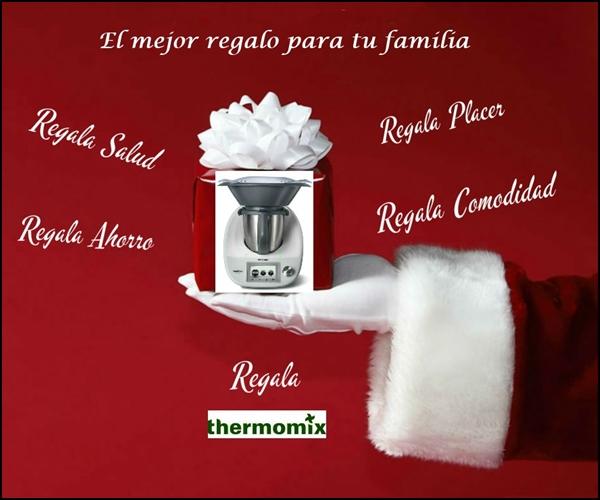 Thermomix® TM5 EL REGALO PERFECTO PARA TODA LA FAMILIA