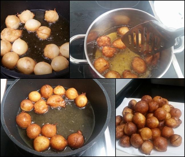 buñuelos receta facil y rapida