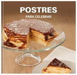 Milhojas de crema y toffee. Versión tarta o pastelitos individuales.