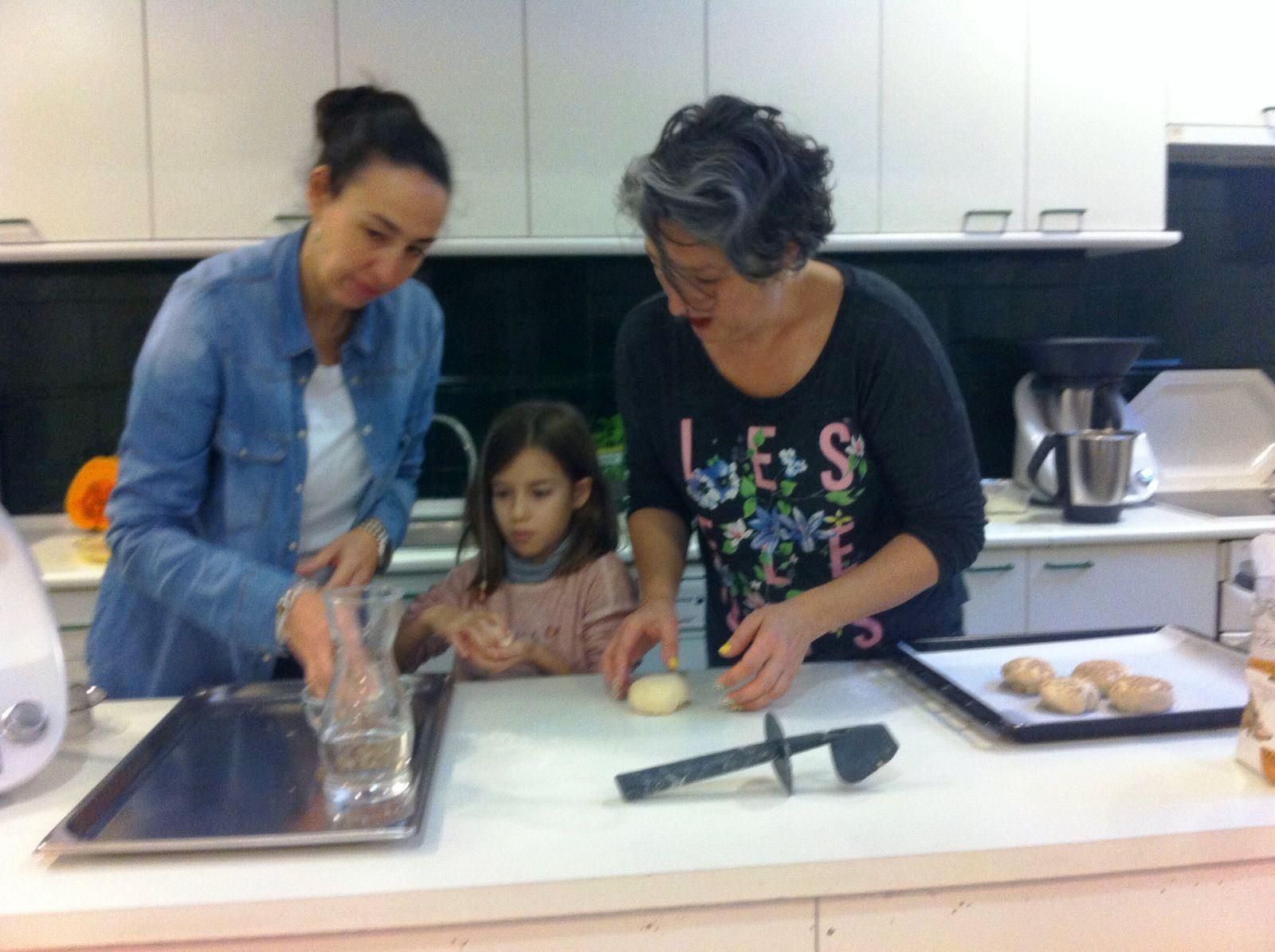 Atelier de cuisine Française à l'Agence Thermomix® de La Corogne - Curso de Cocina Francesa en A Coruña