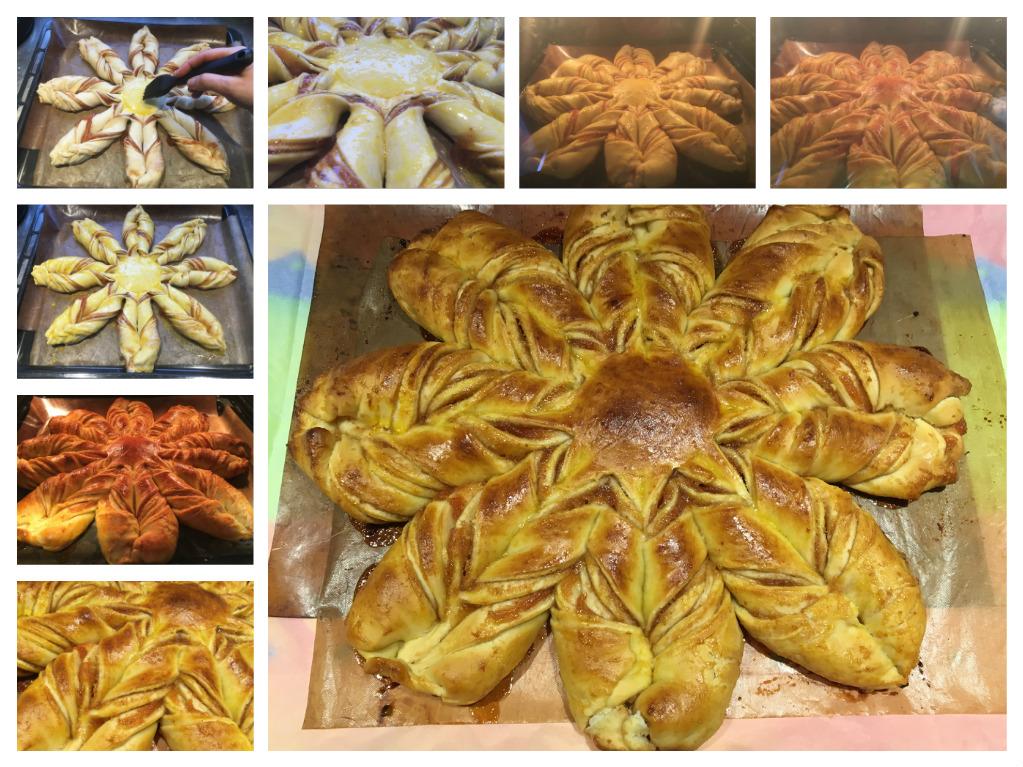 Estrella de dulce de manzana con Thermomix® : un postre que sorprenderá a todos