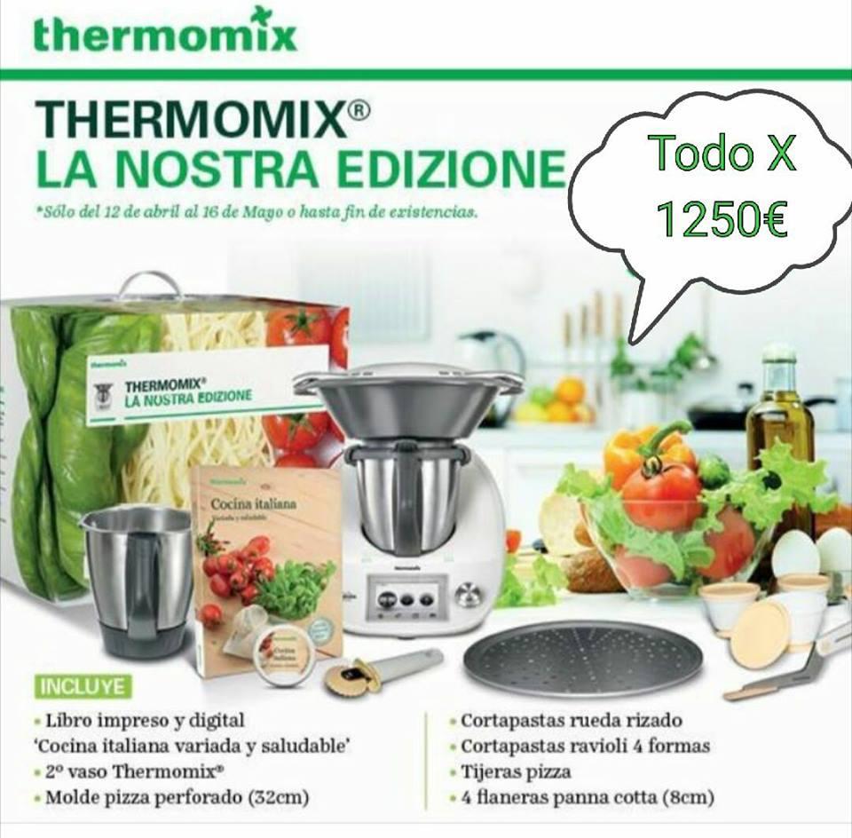 VUELVE EL Thermomix® CON UN SEGUNDO VASO