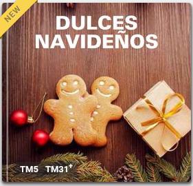¡ NUEVAS COLECCIONES DE RECETAS NAVIDEÑAS !