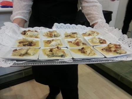 Experiencia Gastronómica en la delegación de Thermomix® de A Coruña