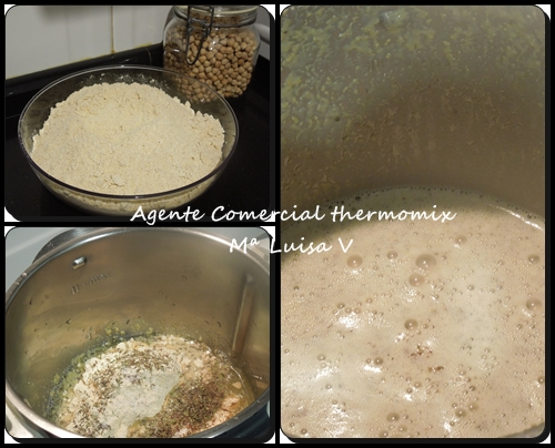 FARINATA Ó FAINÁ Thermomix®