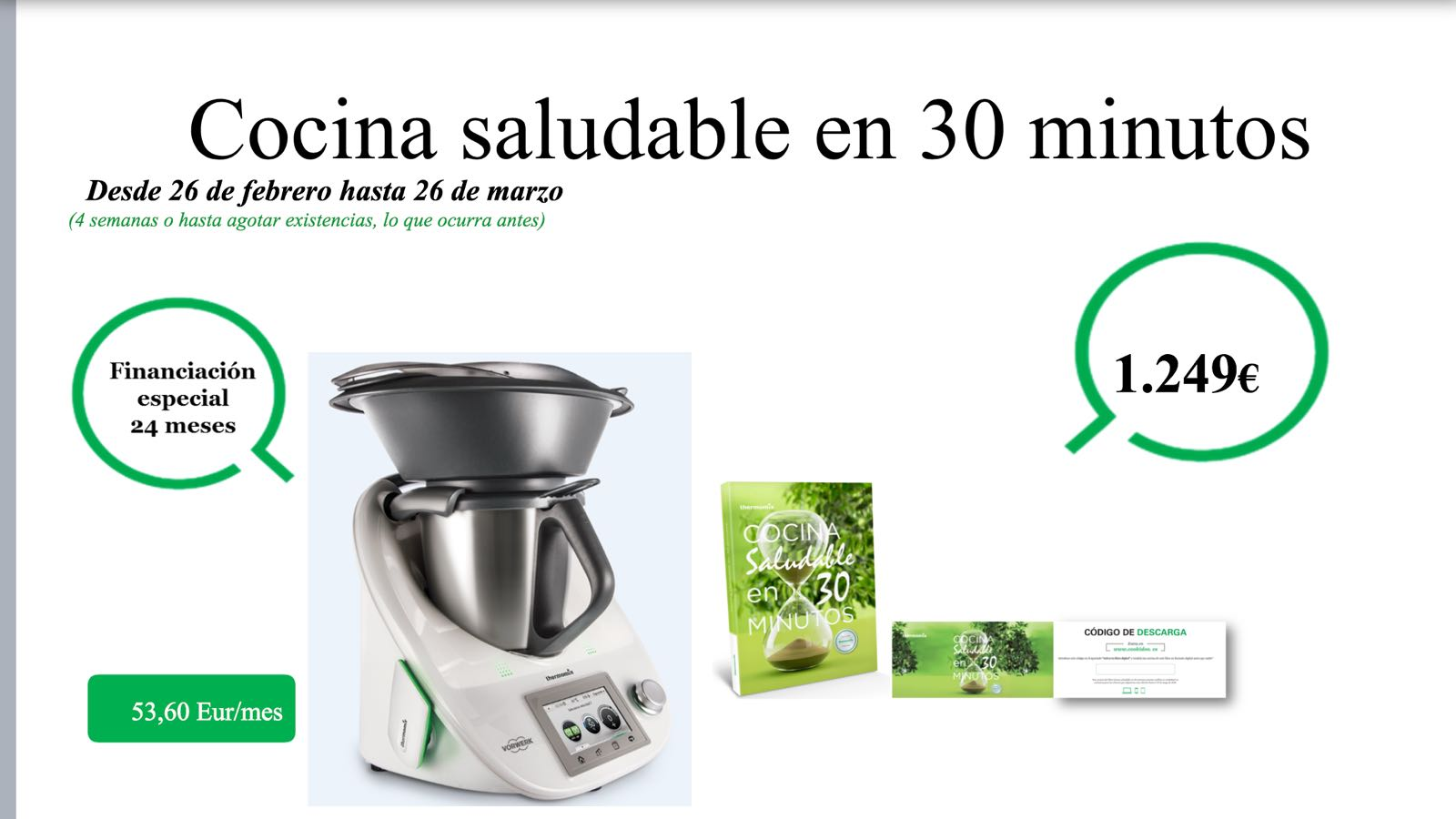 thermomix cocina saludable en 30 minutos noticias