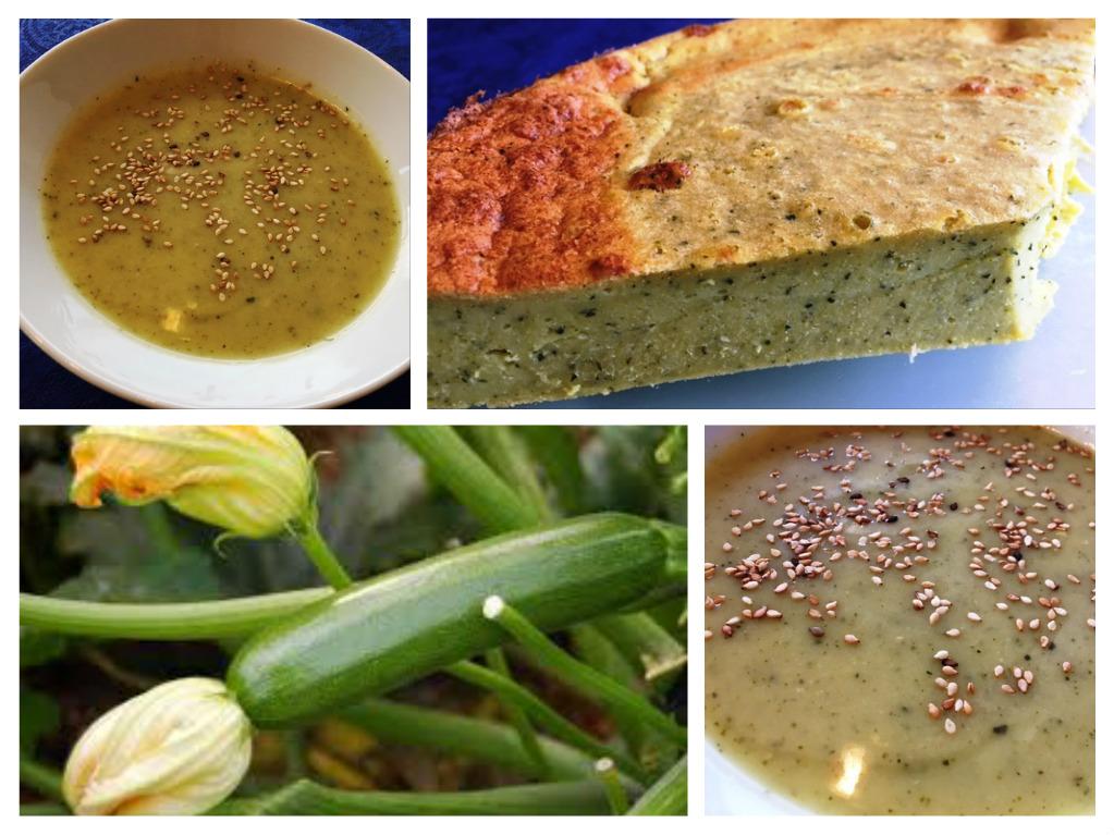 Día mundial del calabacín: Tres recetas, un ingrediente en común