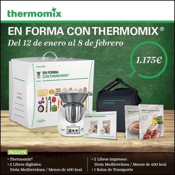 NOVEDAD Thermomix® ENERO