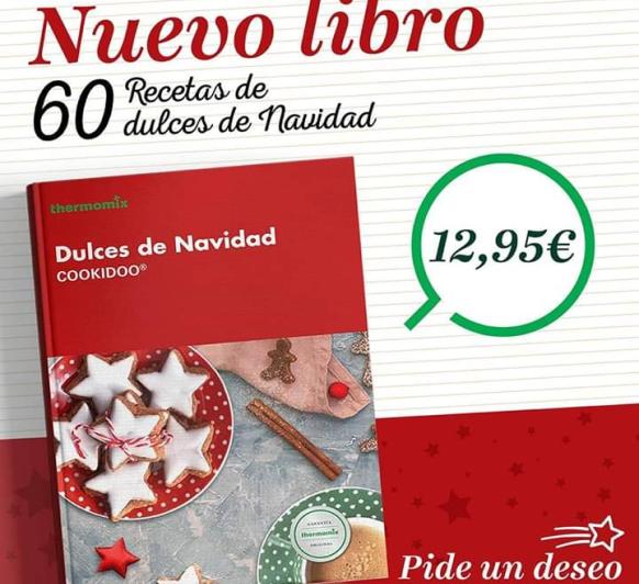YA TENEMOS LAS NOVEDADES PARA ESTA NAVIDAD: OPCIÓN PLUS Y EL LIBRO DULCES DE NAVIDAD