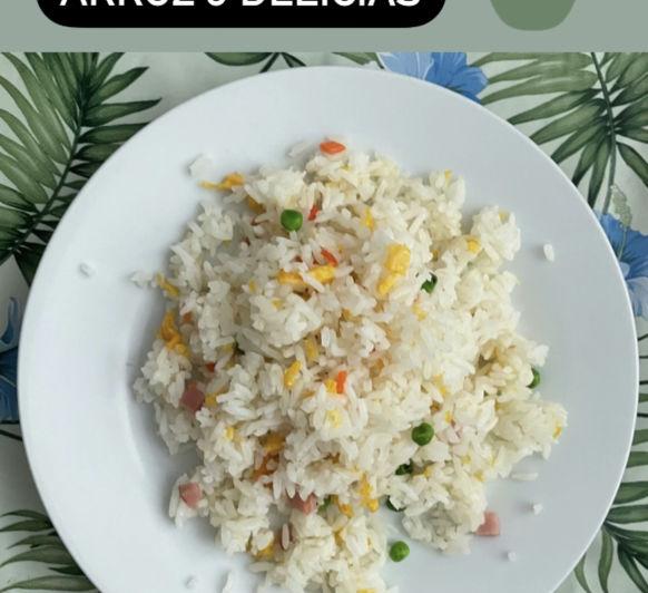 Thermomix® y comida China: Arroz 3 Delicias