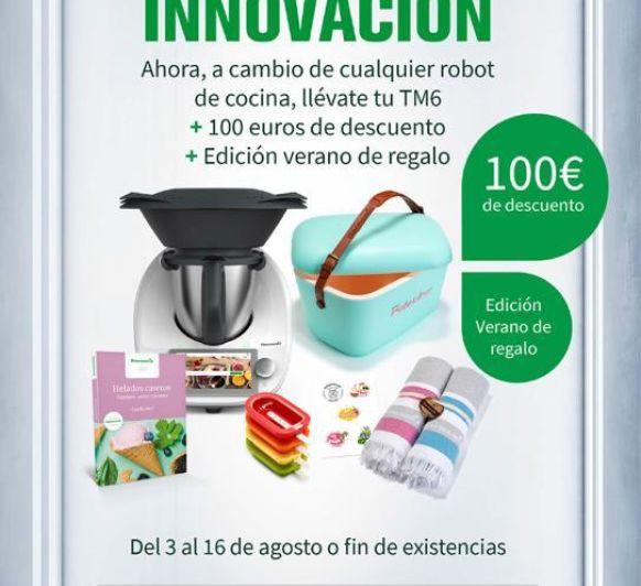 Descuento 100€ - Thermomix® TM6