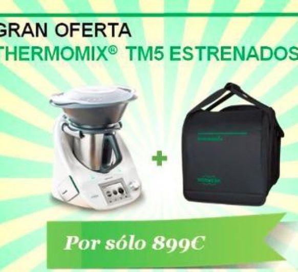Agosto loco....SUPER OFERTA Thermomix®
