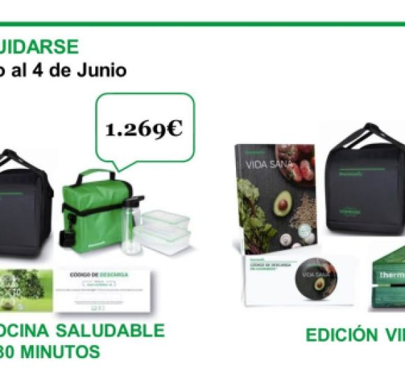 Promocion TIEMPO DE CUIDARSE