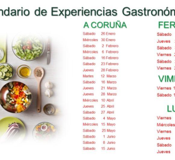 Experiencia Gastronómica A Coruña