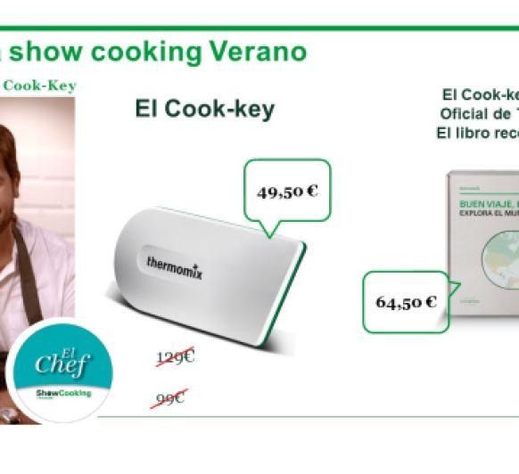 COMO CONSEGUIR EL Cook-Key® A MITAD DE PRECIO