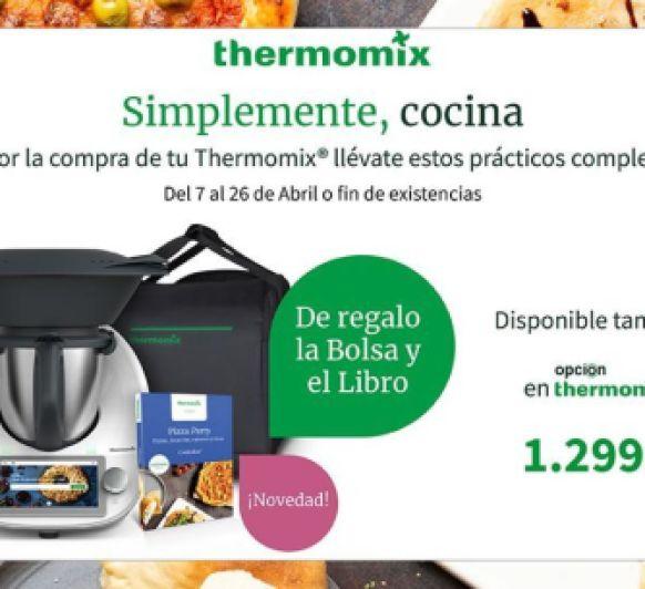 Promoción exclusiva - Compra Thermomix® Coruña