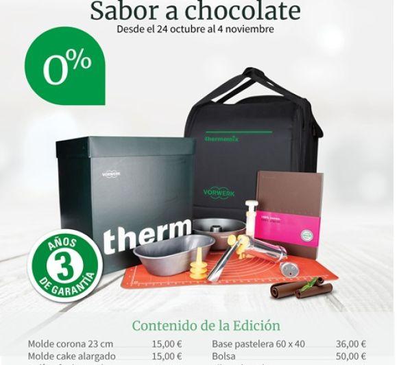 ED. CHOCOLATE CON 0% DE INTERÉS