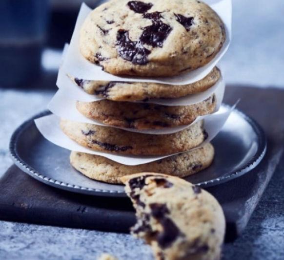 Cookies de chocolate (sin gluten)