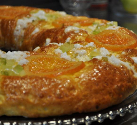 Roscón de Reyes con Thermomix®