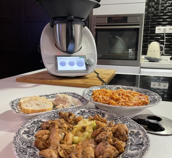 Conoce Thermomix® - Ahorra cocinando