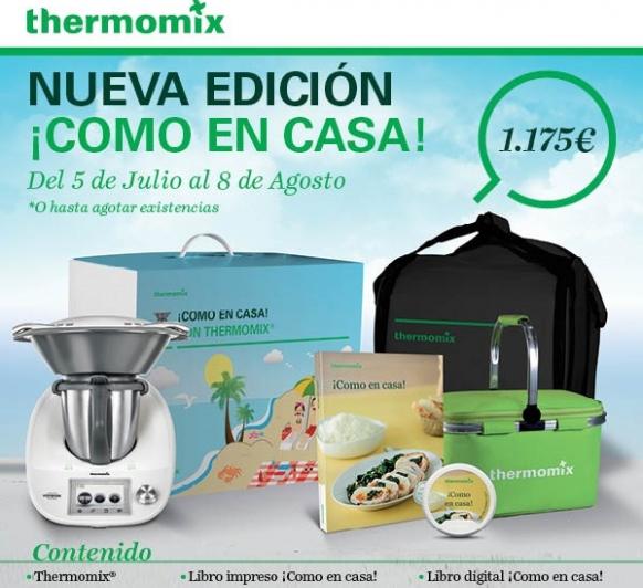 ''COMO EN CASA CON Thermomix® ''