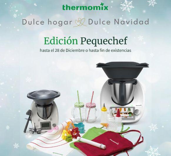 Comprar Thermomix® con la edición PequeCHEF