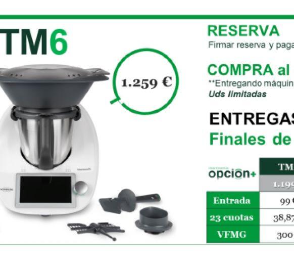 LANZAMIENTO TM6