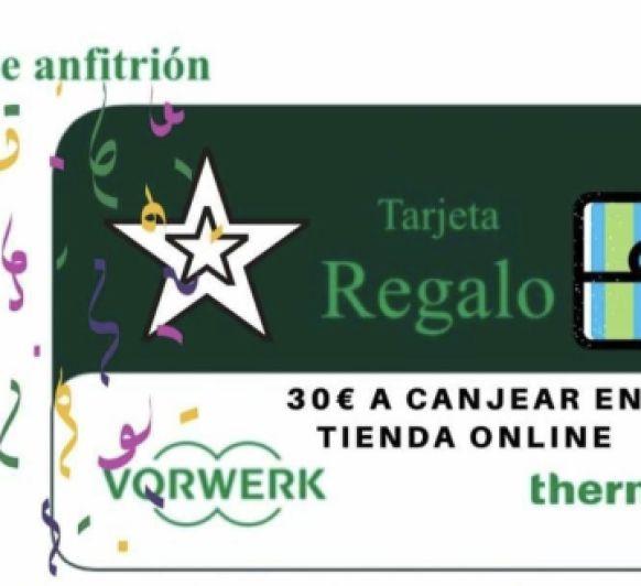 CONSIGUE 30€ PARA LA TIENDA TIENDA ONLINE DE Thermomix®