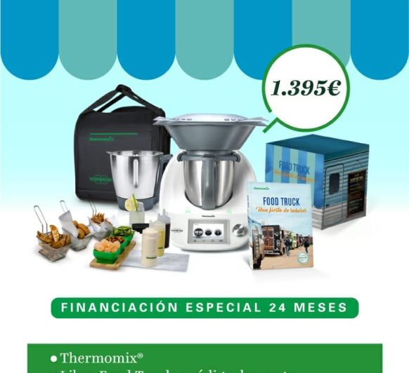 Thermomix® Edición Food Truck