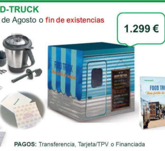 FOOD TRUCK precio especial