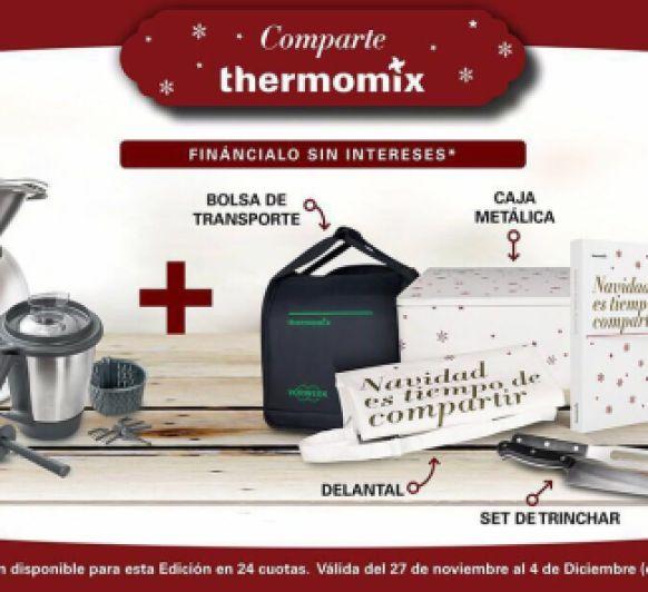 Thermomix® EDICION NAVIDAD 2017 (EXISTENCIAS LIMITADAS)