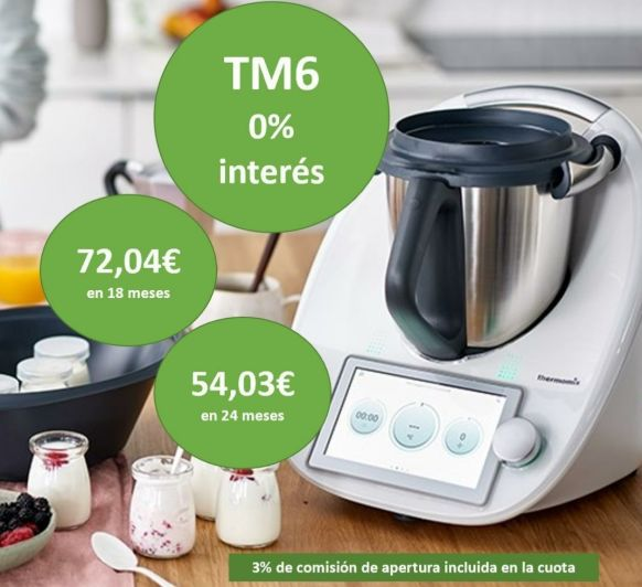 ¡PROMOCIÓN 0% HASTA EL 4 DE MAYO! Comprar Thermomix® en Coruña SIN INTERESES es más fácil ahora #yomequedoencasa