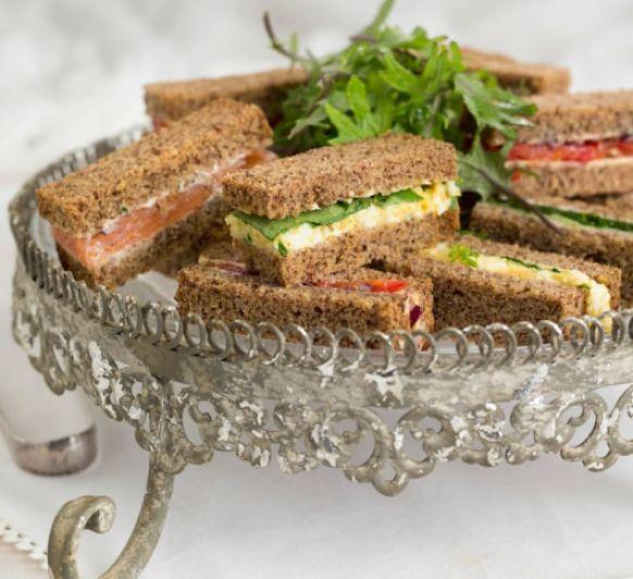 Pan de Sándwich - Dieta PALEO