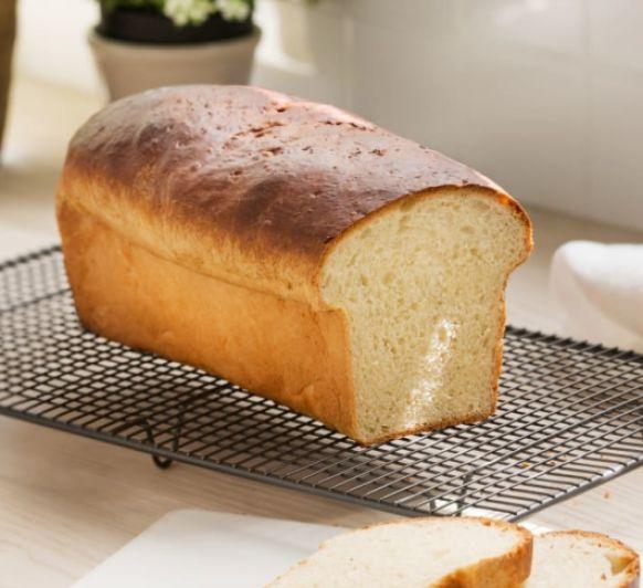 Pan de molde para desayuno con Thermomix®