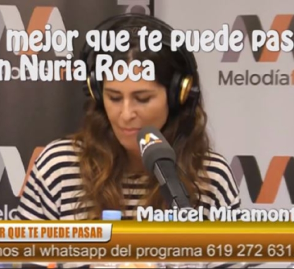 Thermomix® Coruña en Melodia fm con Nuria Roca