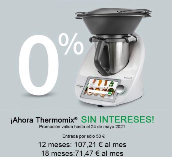 Thermomix® SIN INTERESES -12/18/24 MESES