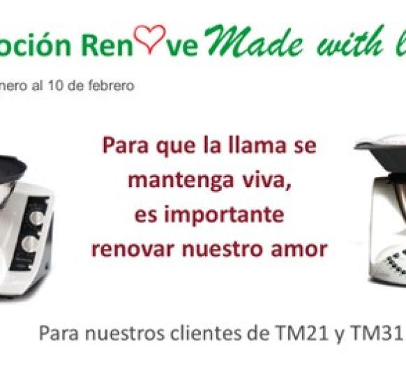 PLAN RENOVE TM21 Y TM31