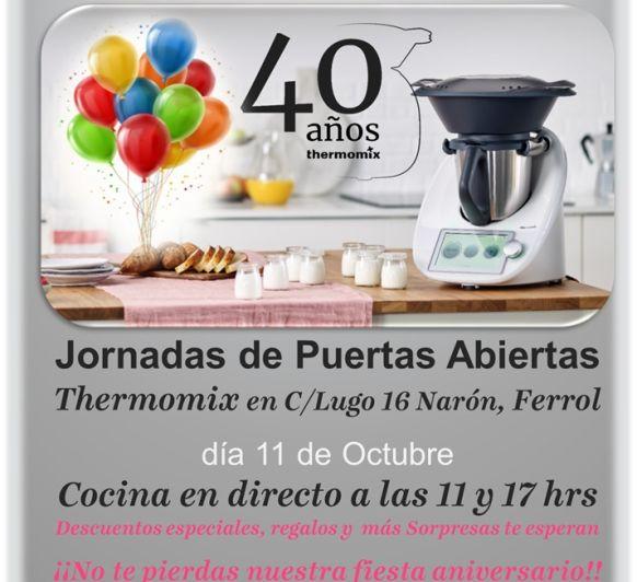 Fiesta 40 aniversaro