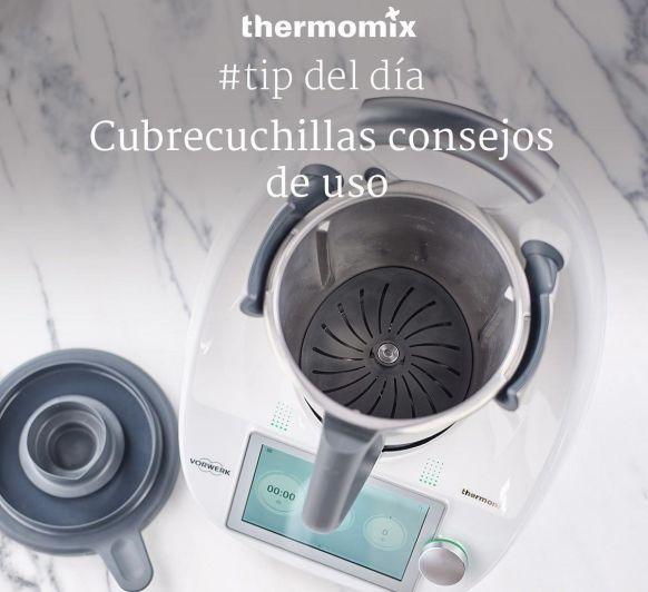 Cubrecuchillas para Thermomix® : consejos de uso